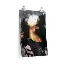 Naturally Falcons III Premium Matte vertical posters