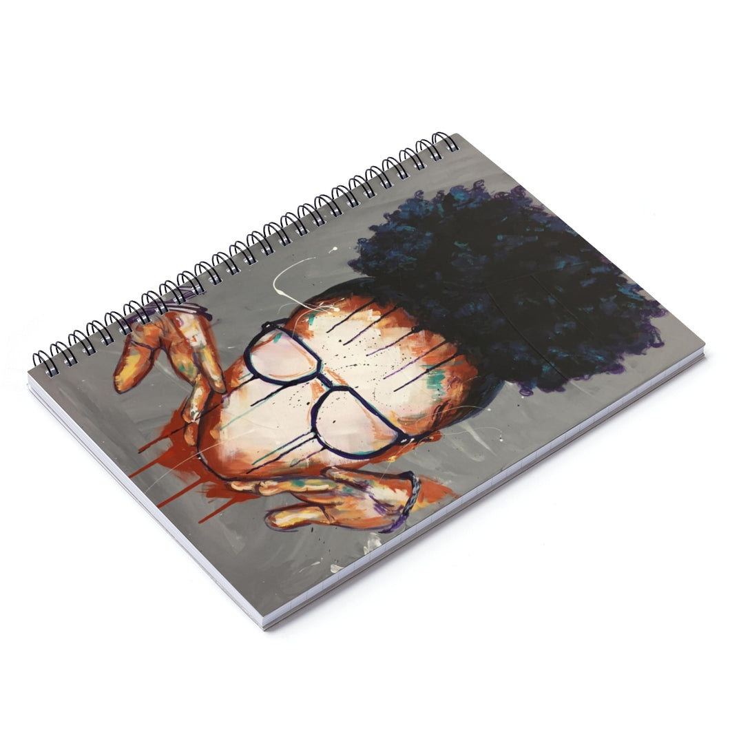 Naturally VII Spiral Notebook - Ruled Line