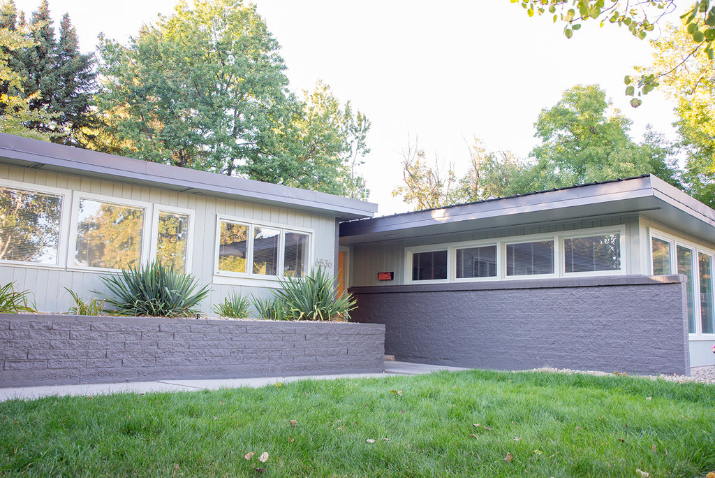 Features of a Mid-Century Modern Home