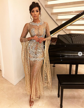 WHO WORE IT BEST REALITY STAR ERICA MENA