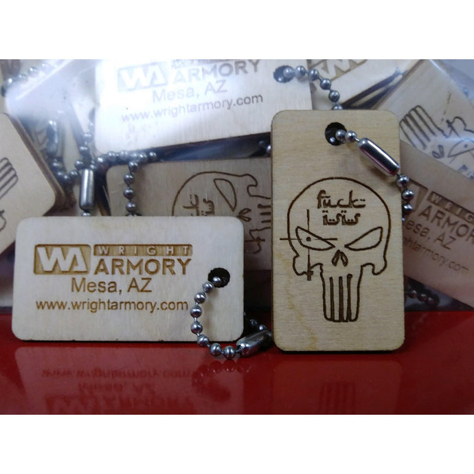 Wright Armory - Fuck ISIS Key Chain