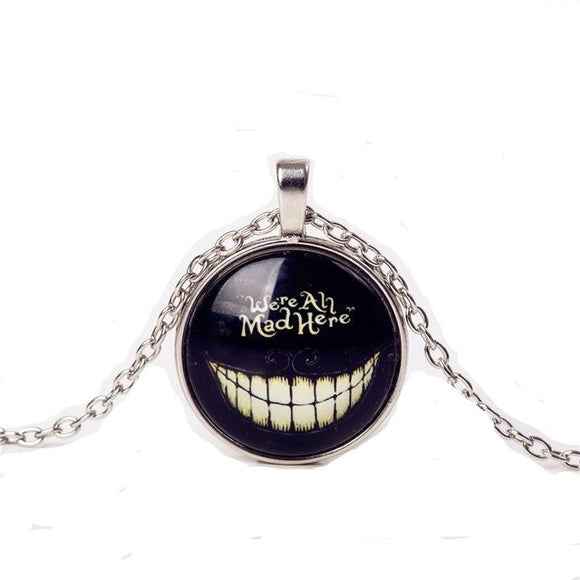Men Shadow Style Necklace
