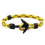 Nautical Anchor 550 Paracord Bracelet