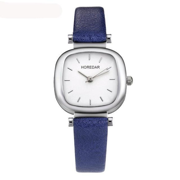 Women Vintage Square Watch
