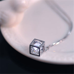 Crystal Ladies Necklace