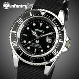 Luminous Army Style Tactical Watch