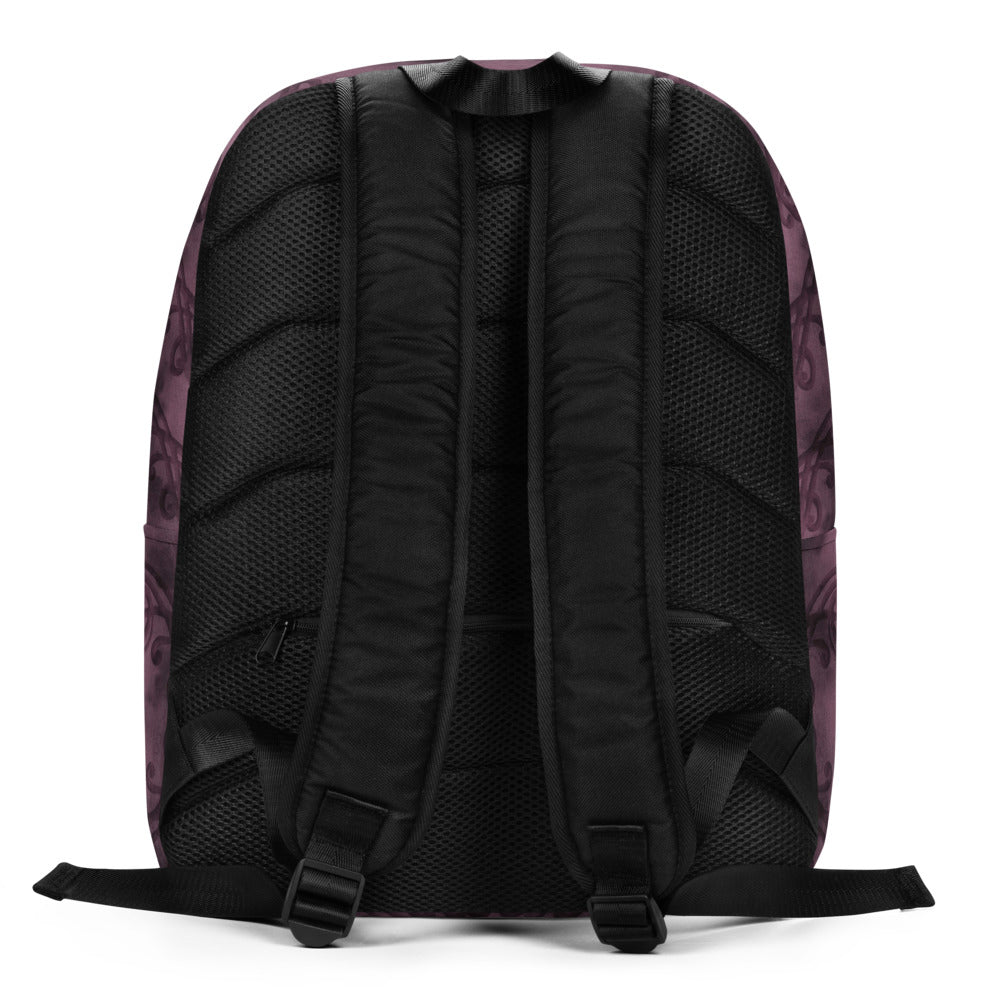 Minimalist Backpack - Darkling