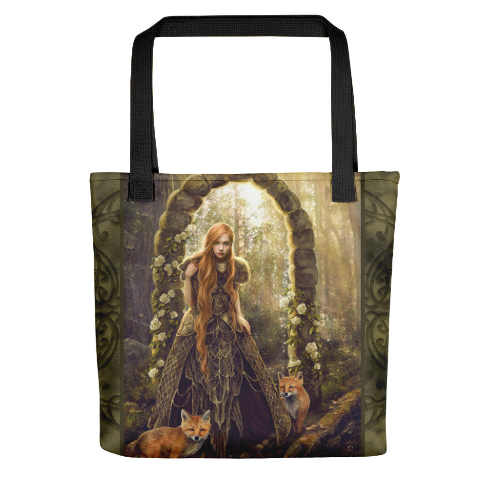 Tote bag - Fox Gate