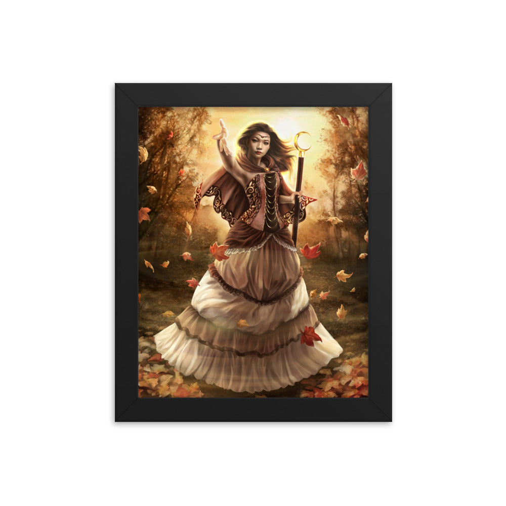 Framed Print - Autumn Magic