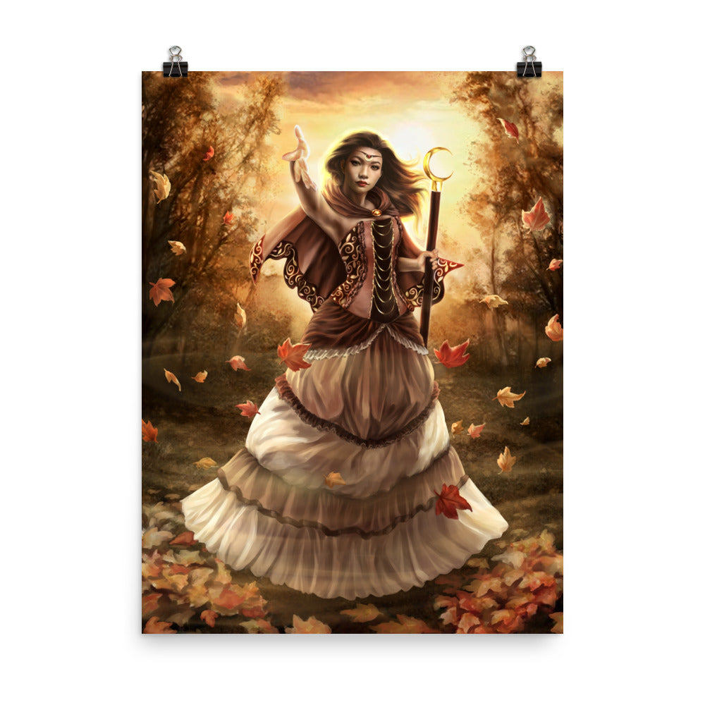 Art Print - Autumn Magic