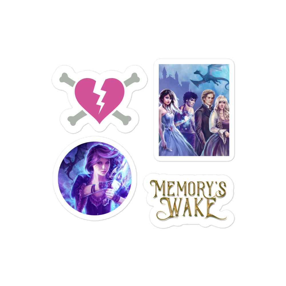 Sticker - Memory's Wake