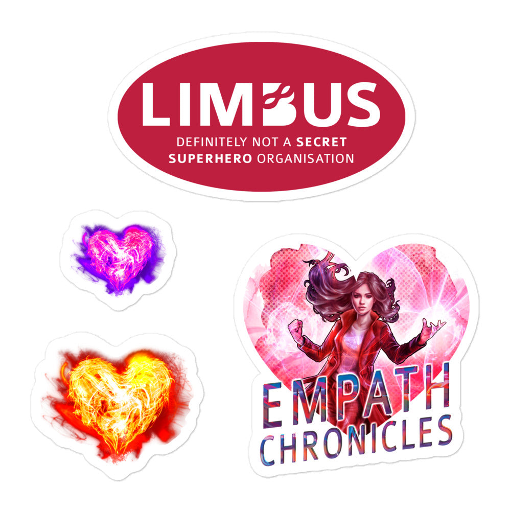 Sticker - Empath Chronicles LIMBUS