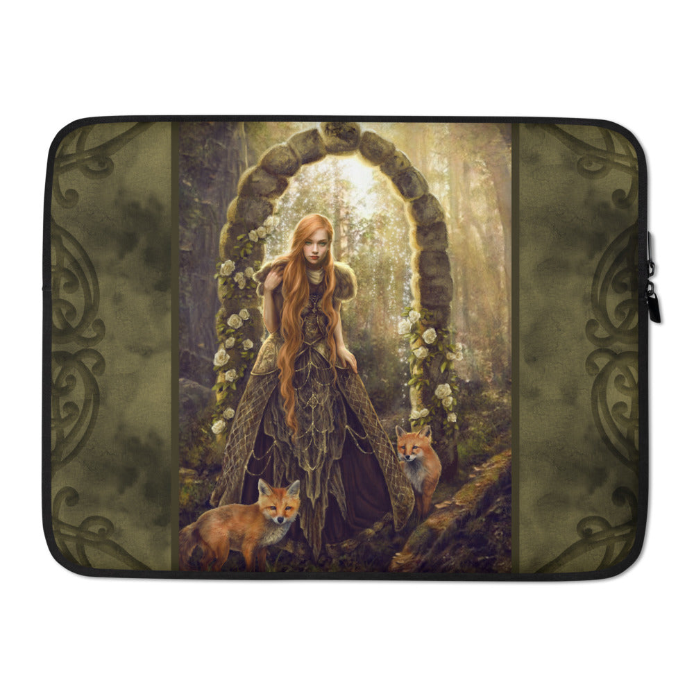 Laptop Sleeve - Fox Gate