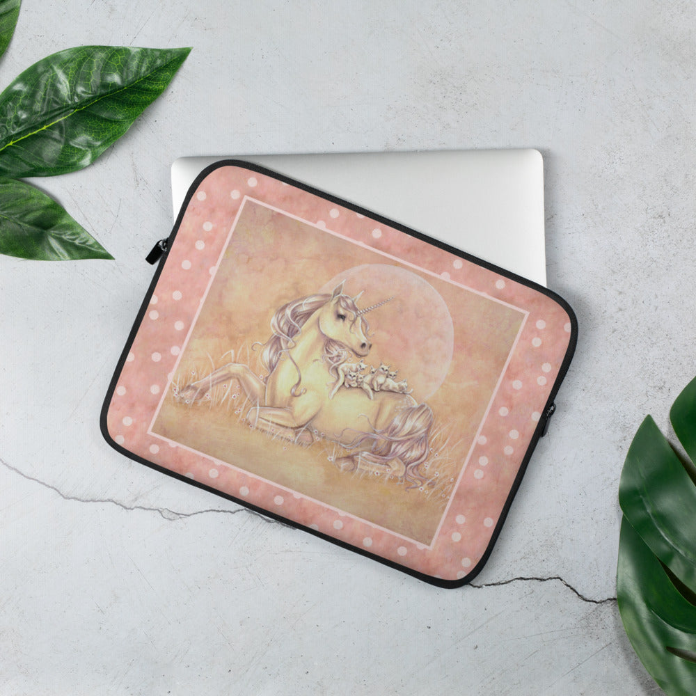 Laptop Sleeve - Purrfect Friends