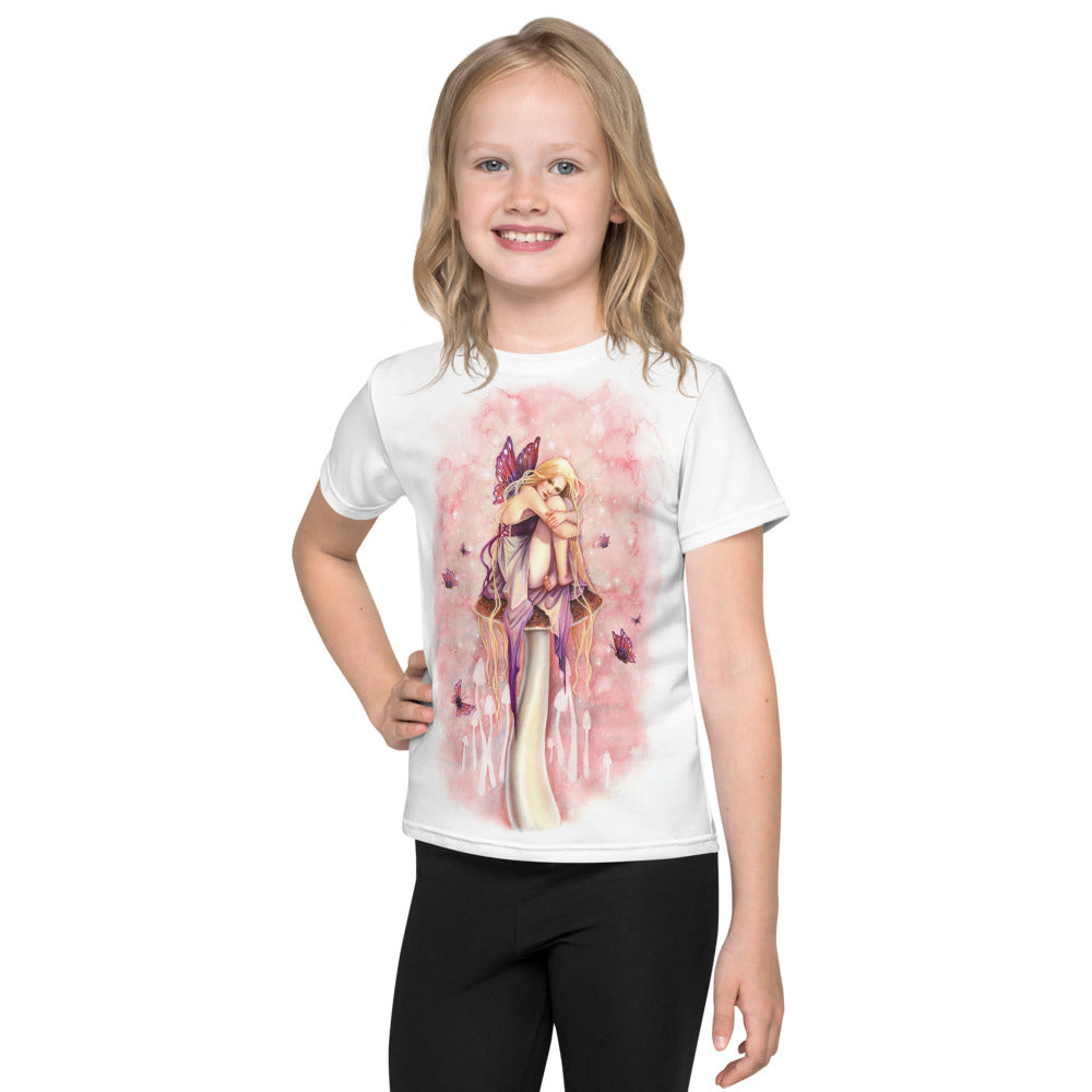 Kids T-Shirt - Littlest Fairy