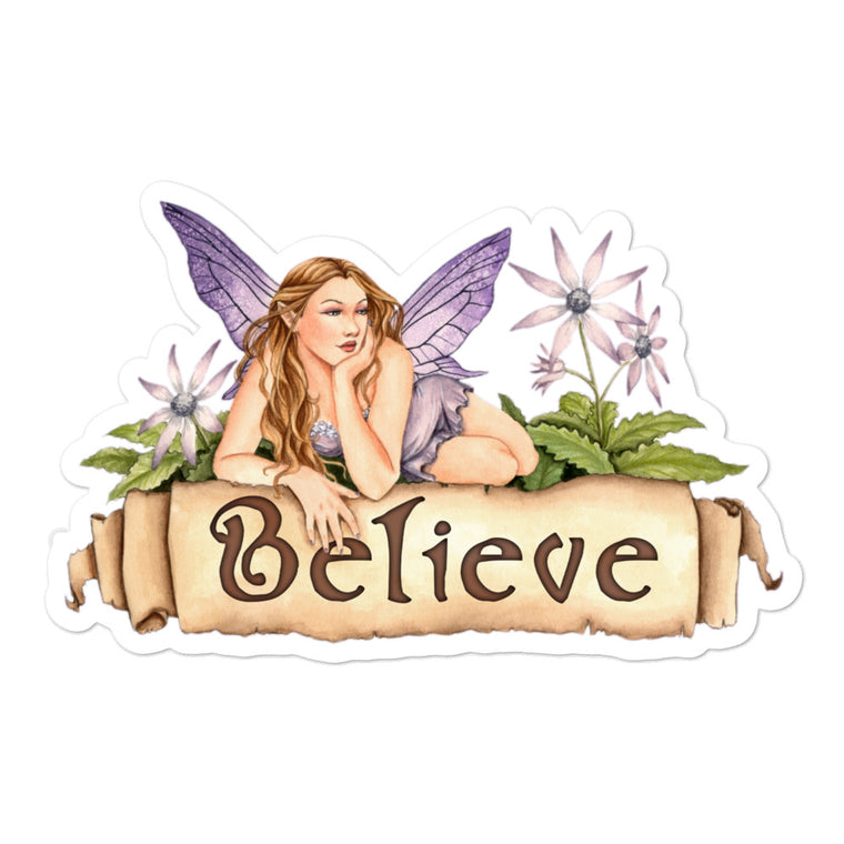 Sticker - Believe