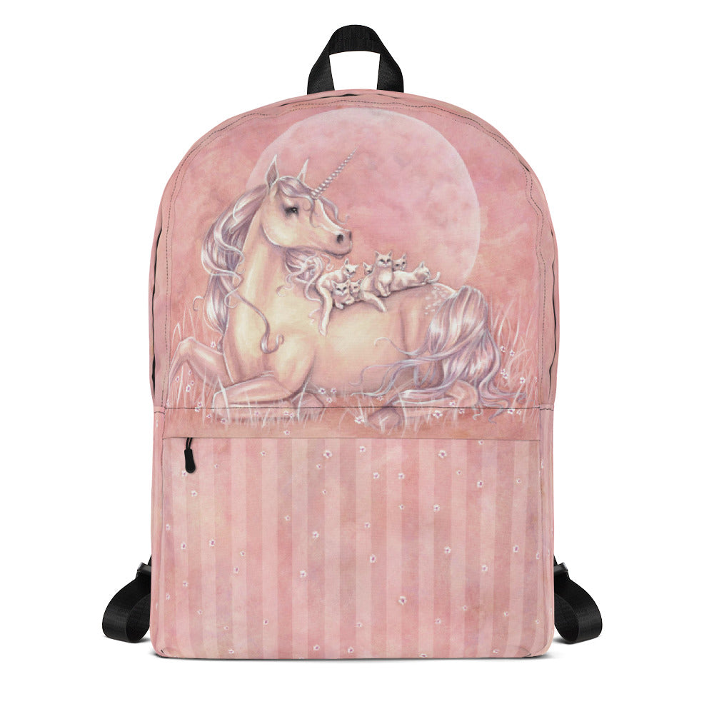 Backpack - Purrfect Friends