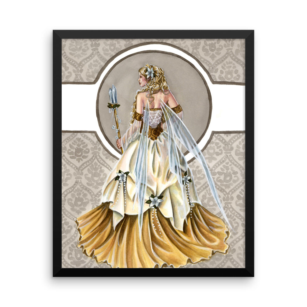 Framed Print - Fairy Queens Titania