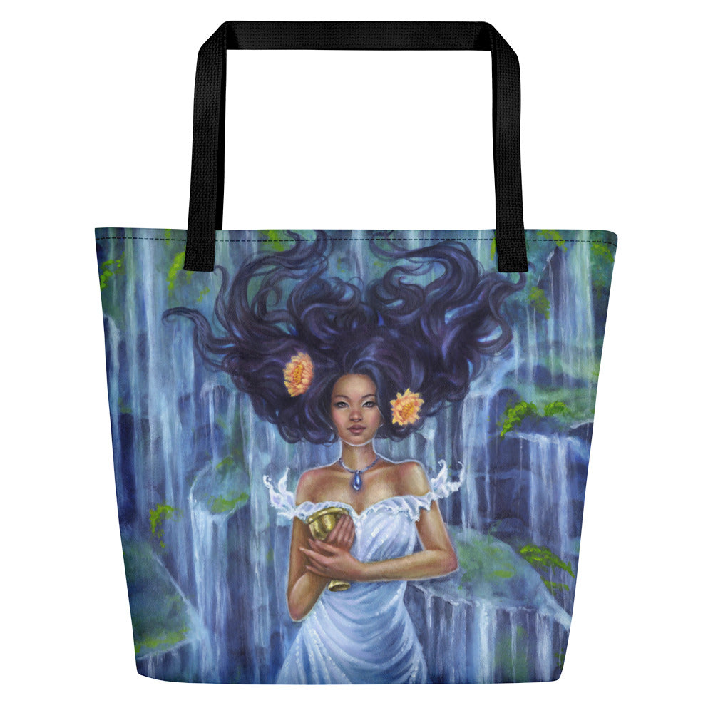 Beach Bag - Lady of Water