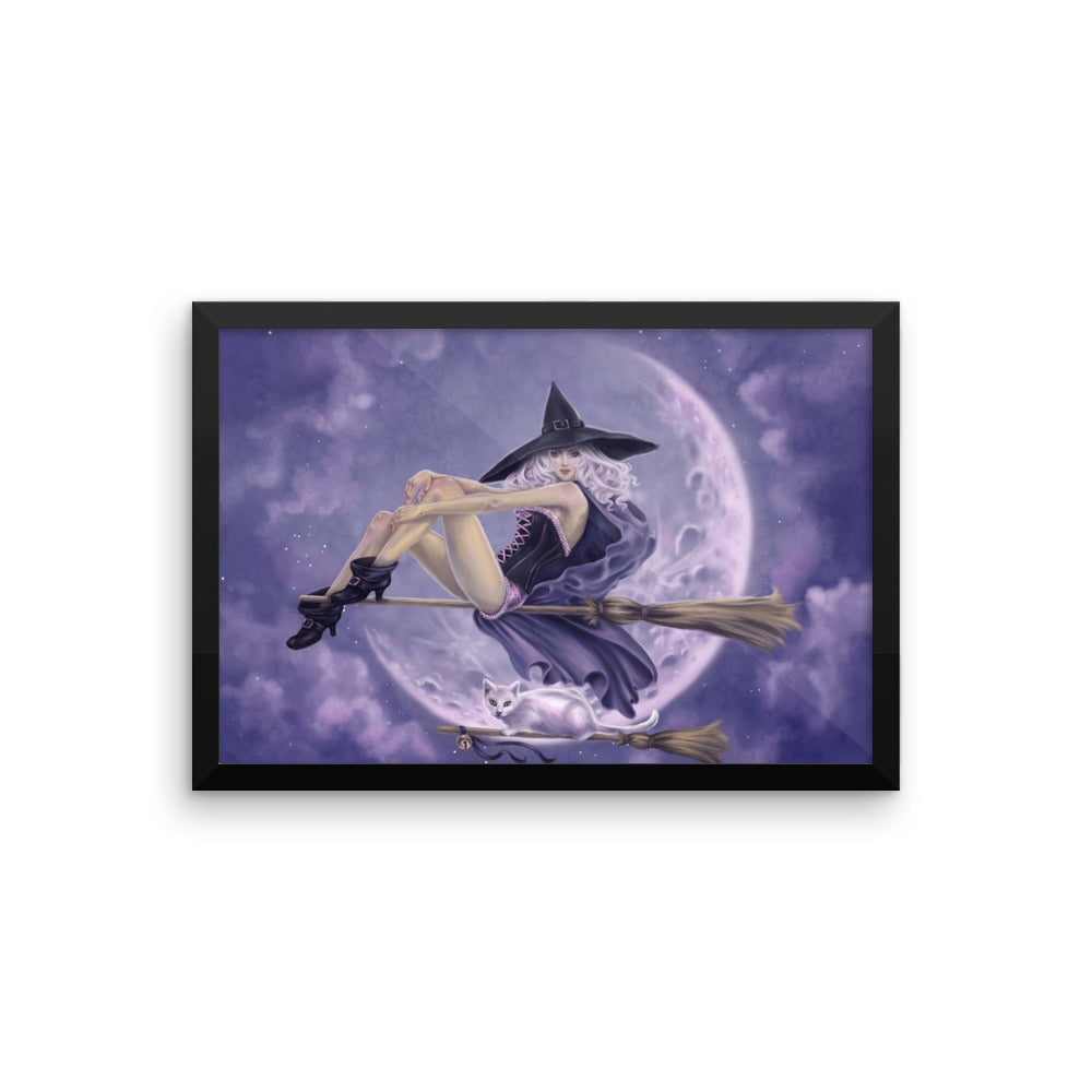 Framed Print - Bewitched