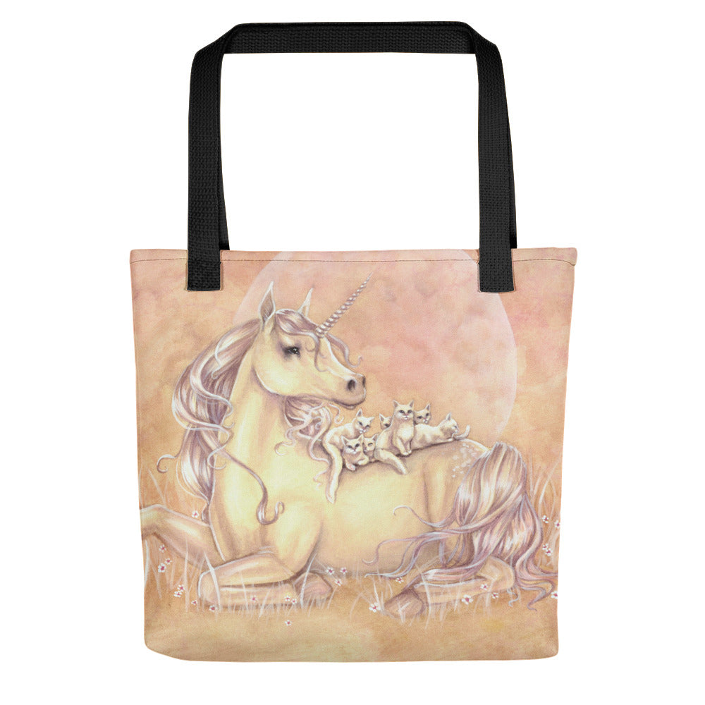 Tote bag - Purrfect Friends