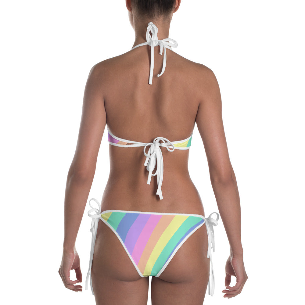 Bikini Swimsuit - Rainbow Dreams