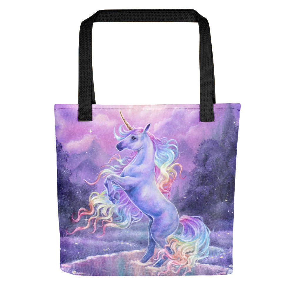 Tote bag - Rainbow Dreams