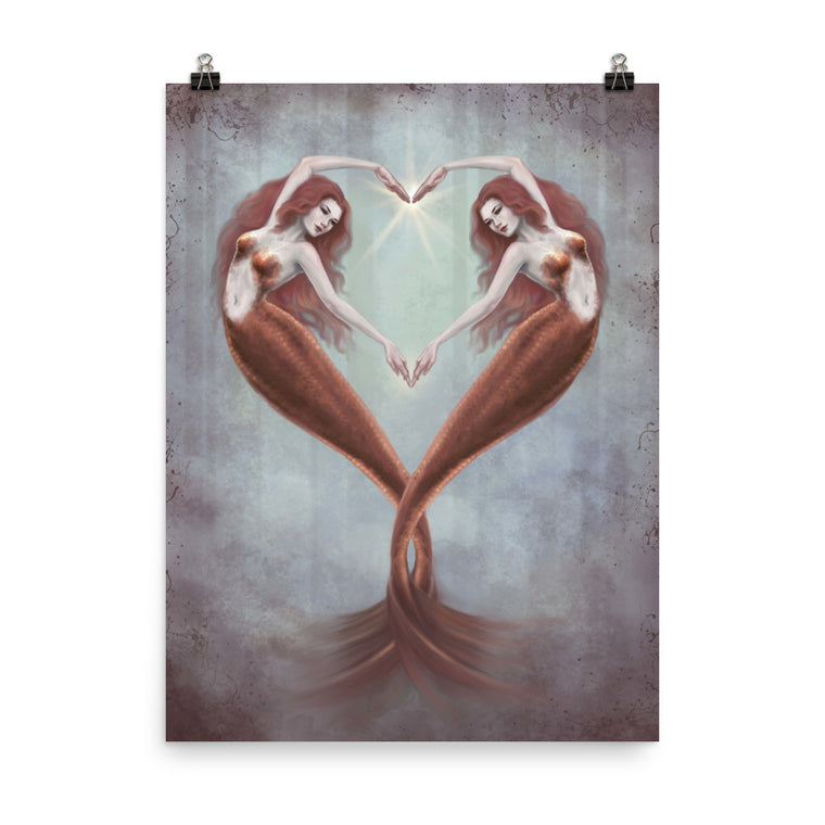 Art Print - Heart Dance