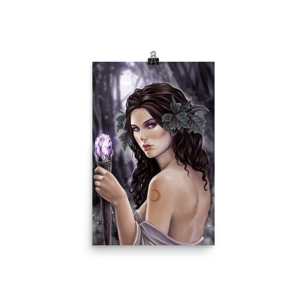 Art Print - Lilac Magic