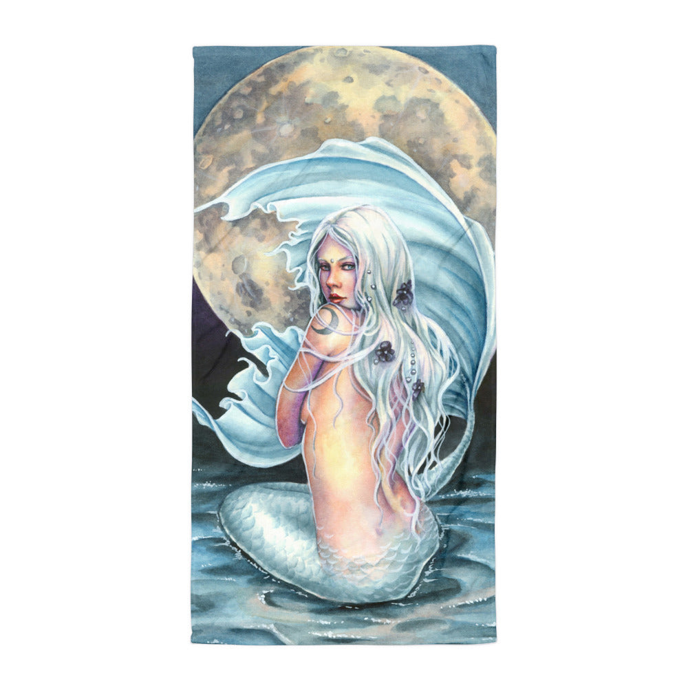 Towel - Moon Mermaid