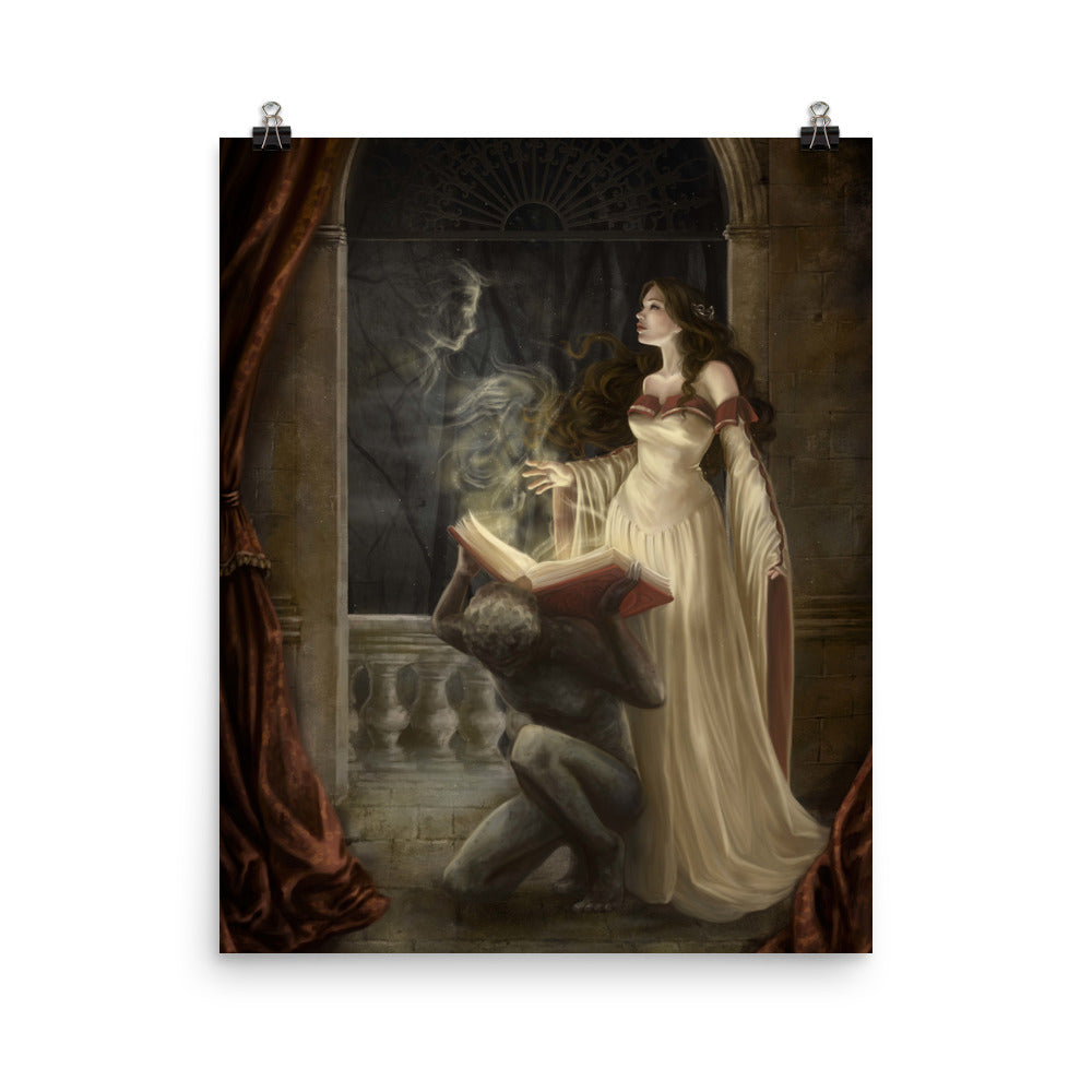 Art Print - My Lost Love