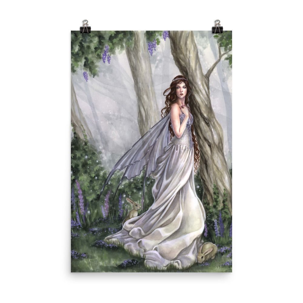 Art Print - Into the Woods