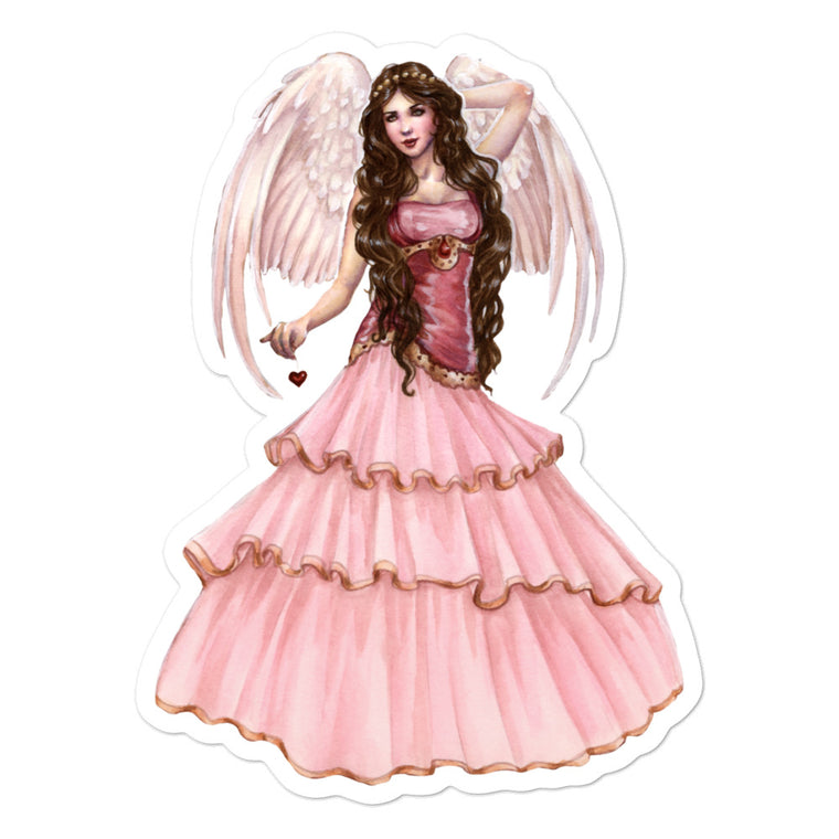 Sticker - Choirs Angel Cherubina