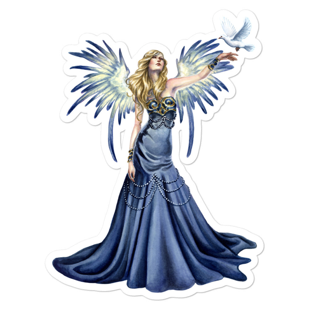Sticker - Choirs Angel Seraphina