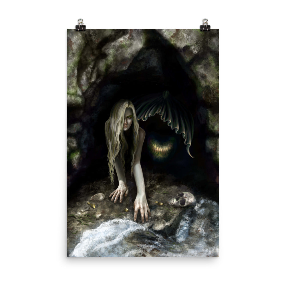 Art Print - From Darkness