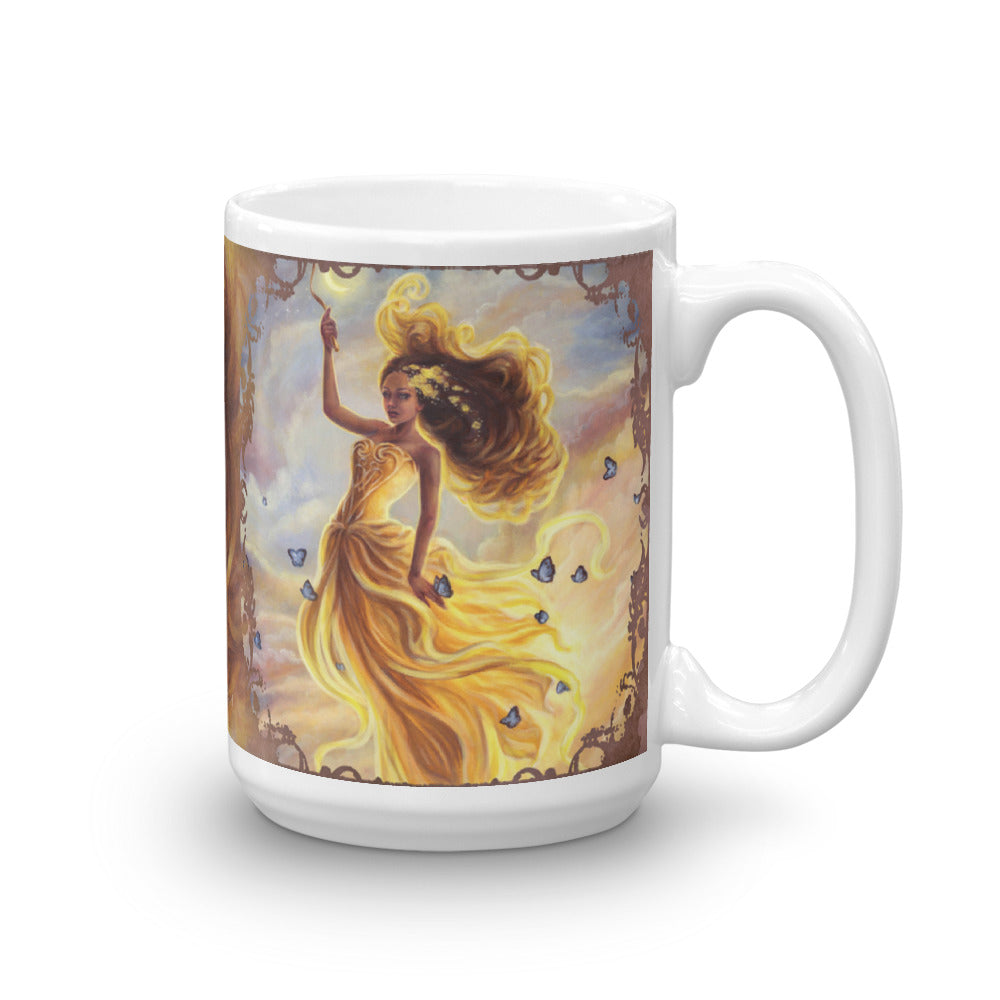 Mug - Lady of Air