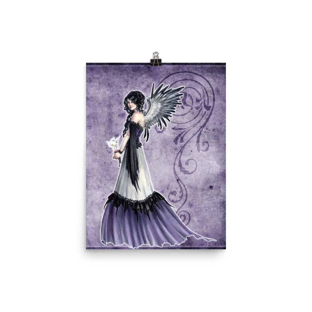 Art Print - Choirs Angel Nephalina