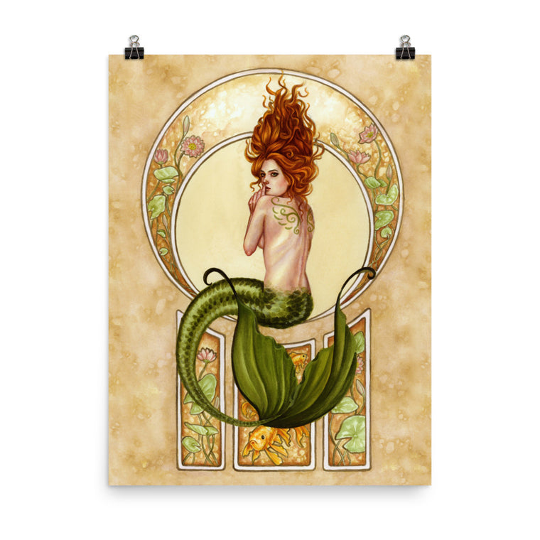 Art Print - Underwater Secrets