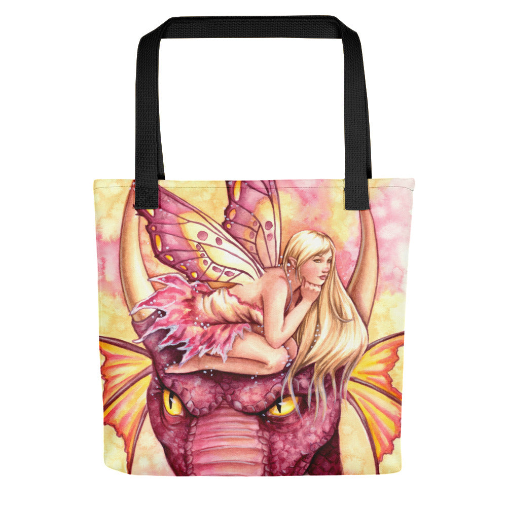 Tote bag - Dragofae Pink