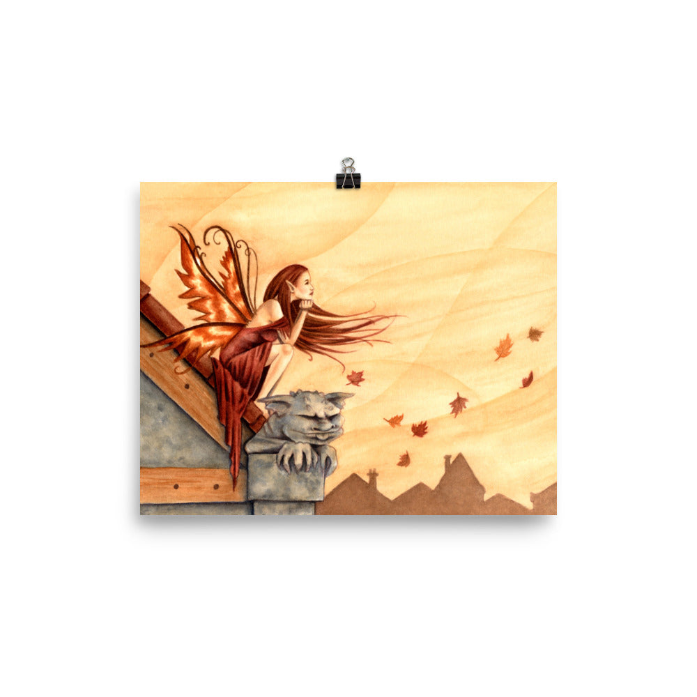 Art Print - Autumn Winds