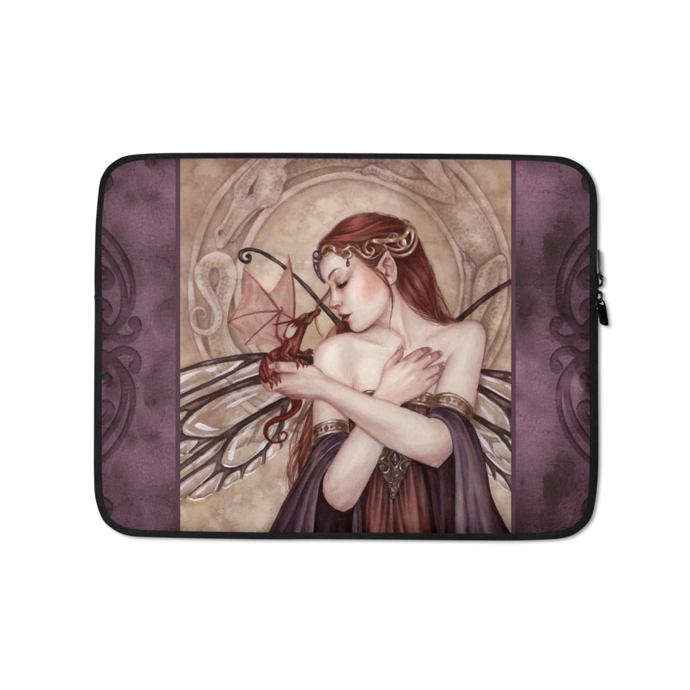 Laptop Sleeve - Winged Things