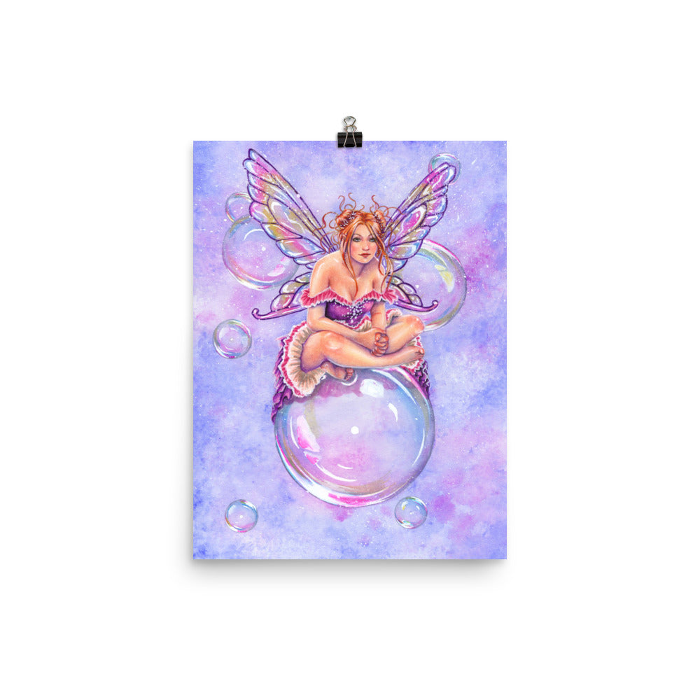 Art Print - Bubbles