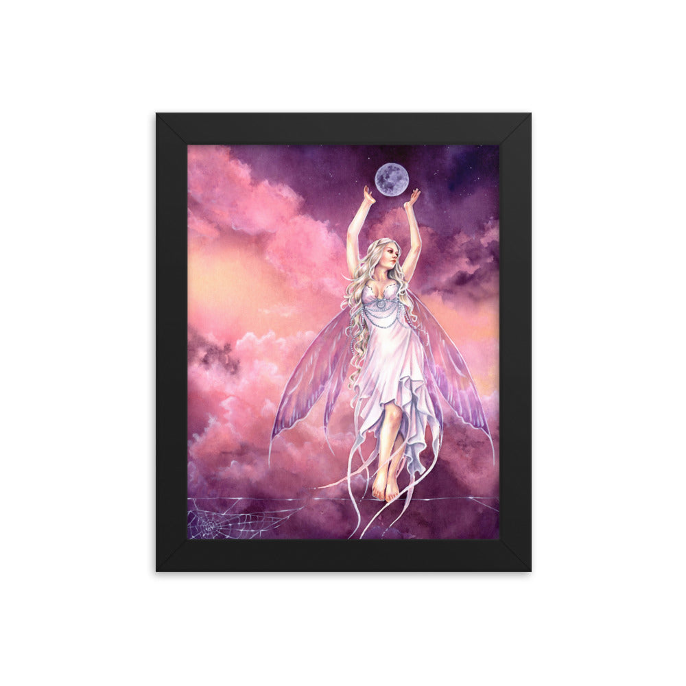 Framed Print - Child of the Moon