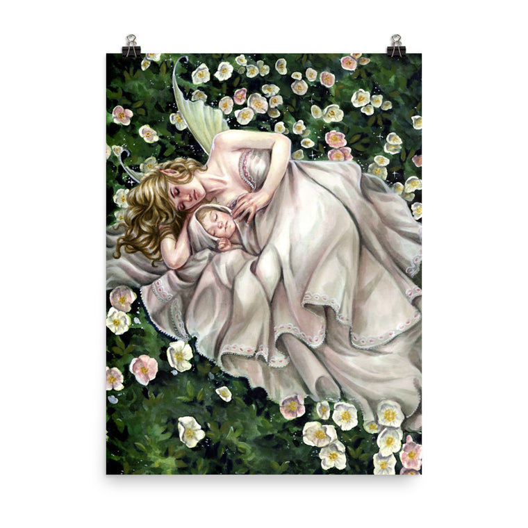 Art Print - Sleepy Spring