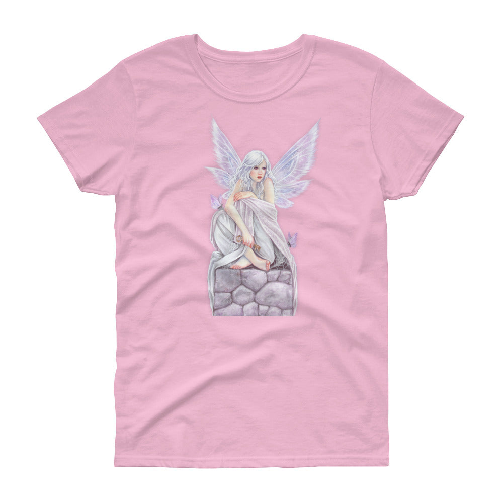 Women's short sleeve t-shirt - Keeper of Secrets
