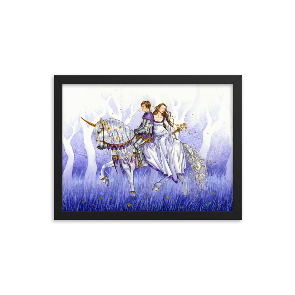 Framed Print - Beloved