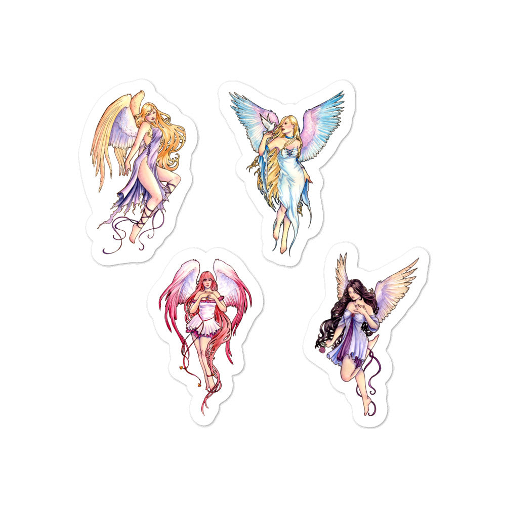 Sticker - Nouveau Angels