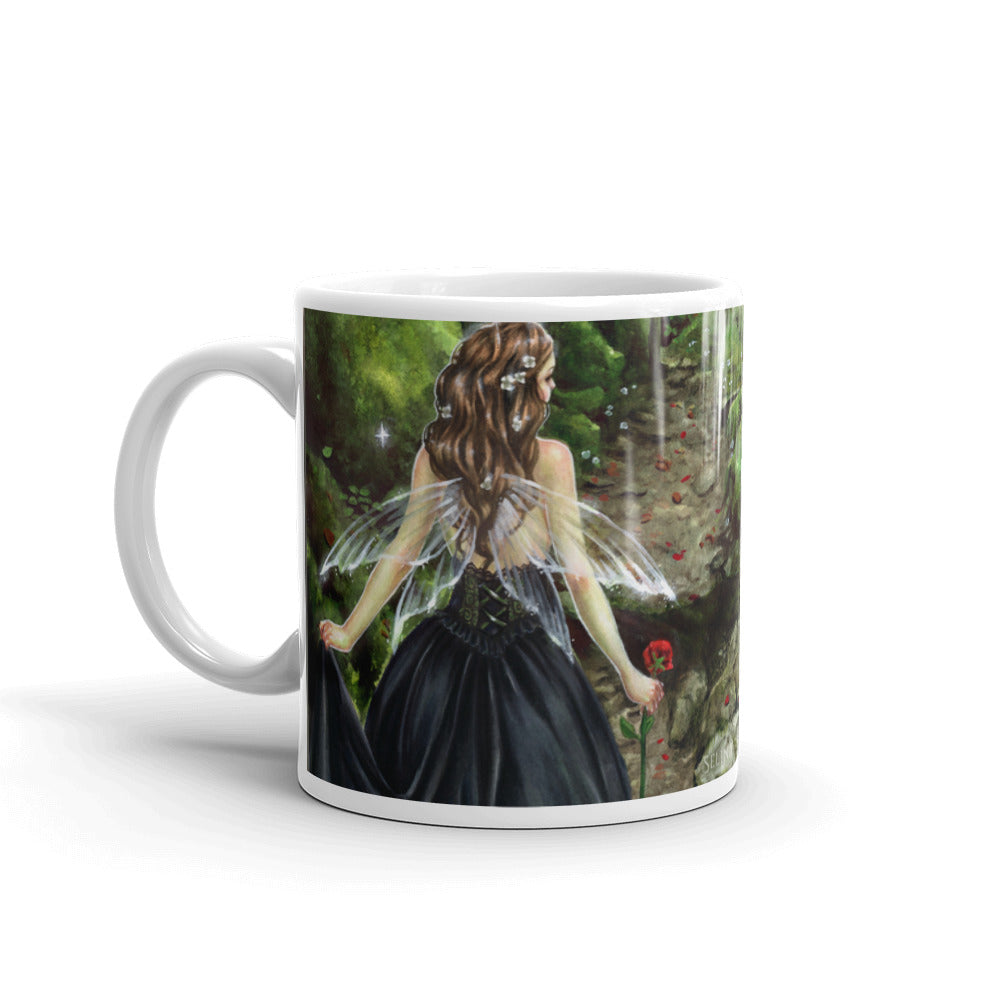 Mug - Along The Forest Path