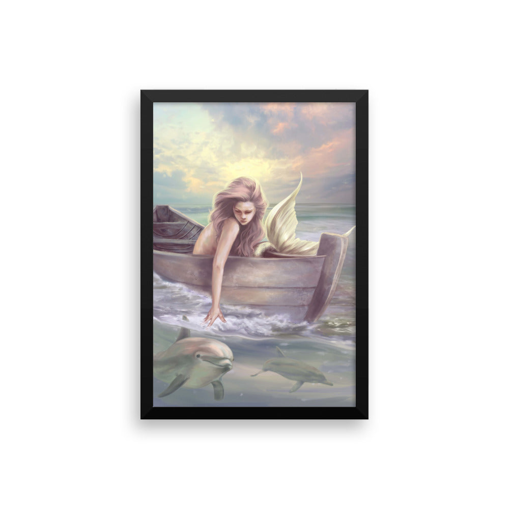 Framed Print - Journey