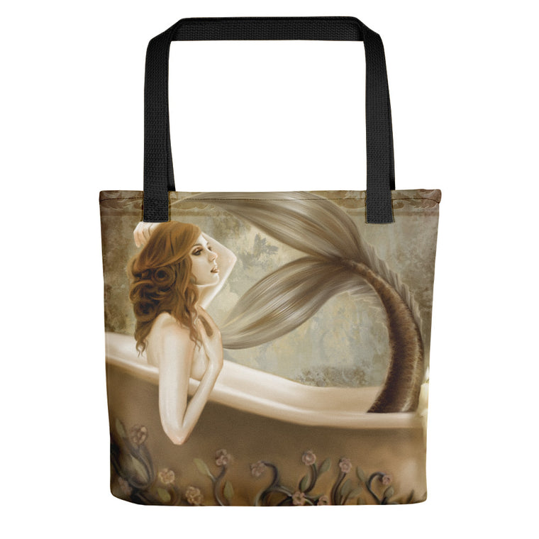 Tote bag - Bathtime